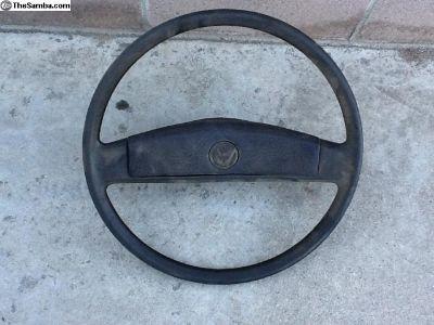 VW steering wheel water cooled VWs 80-89