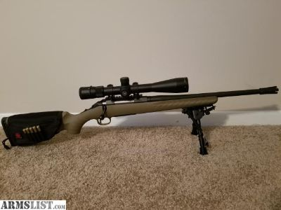 For Sale: Ruger American Ranch