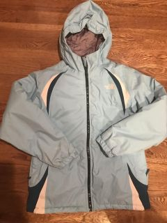 North Face Coat - Size Girls XL 18 - Worn 2 times - 83rd & K7, XP