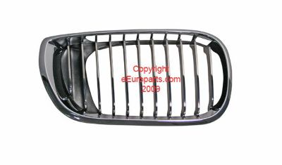 Purchase NEW Genuine BMW Kidney Grille - Passenger Side (Chrome) 51137042962 motorcycle in Windsor, Connecticut, US, for US $66.04