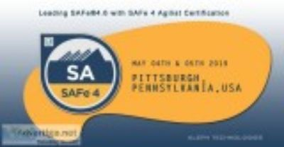 About Safe certifications Scaled Agile Aleph Technologies
