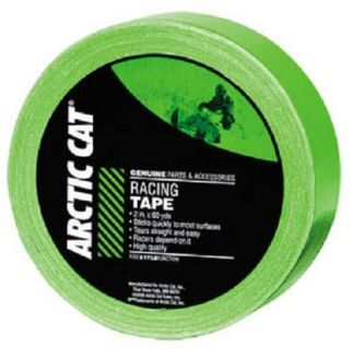 Buy New Arctic Cat GREEN Racing Tape - Part 4639-580 motorcycle in Spicer, Minnesota, United States, for US $19.95