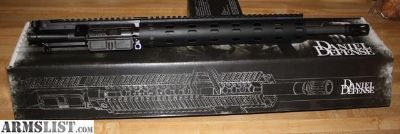 For Sale/Trade: LNIB Complete Upper Daniel Defense