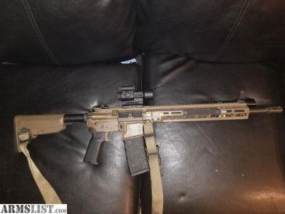 For Sale: BCM, FN, SOLGW AR15