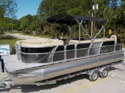 ::2015 Misty Harbor 2285 Rf Rear Fish