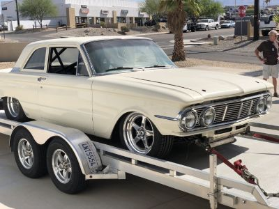 1963 Mercury Comet Pro Street Car