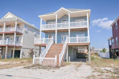 4 Bedroom Home With Beach Access In Gulf Shores