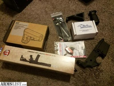 For Sale: AR15 Lower Assembly