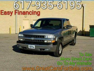 2001 Chevrolet Silverado 2500 Ext Cab 143.5