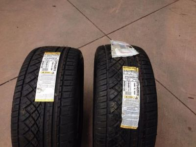 Buy Continental Tire ExtremeContact DWS 275/45R19 Tire (2pcs) motorcycle in Los Gatos, California, United States