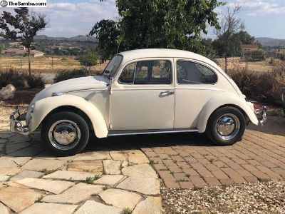 1967 VW Bug Sunroof Runs Daily Driver Awesome