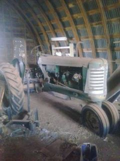1950 Oliver Tractor