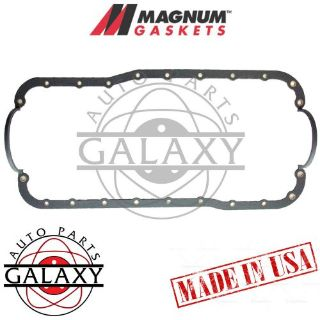 Sell Magnum Engine Oil Pan Gasket Set - 69-87 Ford Trucks 5.0L 4.2L motorcycle in Grand Rapids, Michigan, United States, for US $29.79