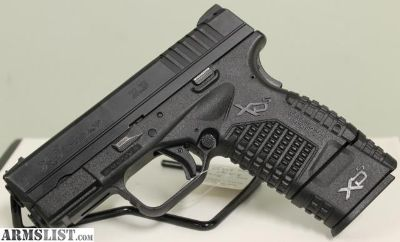 "For Sale: Springfield XDs 3.3"" Single Stack"