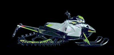 2018 Arctic Cat M 8000 Sno Pro (162) Early Release Mountain Snowmobiles Monroe, WA