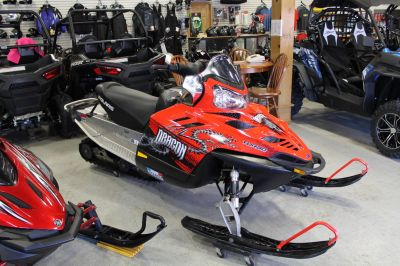 2008 Polaris Turbo Dragon Trail Sport Snowmobiles Adams, MA