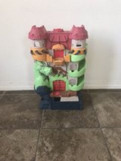 fisher price dragon castle
