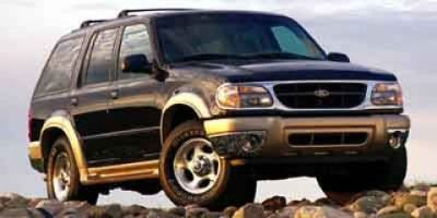 2001 Ford Explorer Limited ()