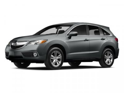 2013 Acura RDX Base w/Tech (Red)