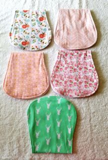 Baby Burp Clothes