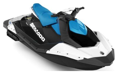 2019 Sea-Doo Spark 2up 900 H.O. ACE PWC 2 Seater Clinton Township, MI