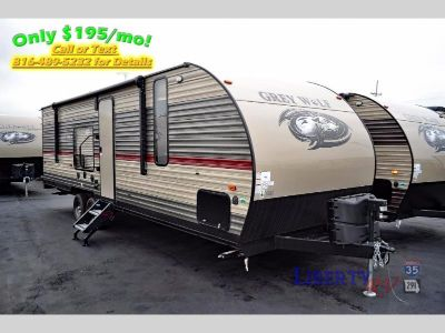2019 Forest River Rv Cherokee Grey Wolf 26RR