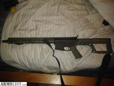 For Sale: Pda ar15 16in