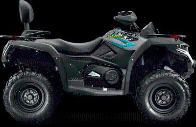 2016 CFMOTO CForce 500 Utility ATVs South Hutchinson, KS