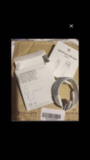 Apple Genuine 3.3 ft USB to Lightning Charge Cords