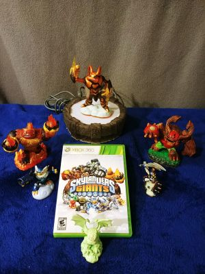 Power of Portal Skylanders