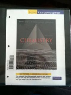 $50 OBO Chemistry (Brown et al) 12th Edition Looseleaf