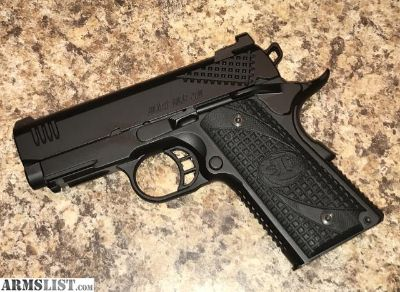 For Sale: STI DUTY ONE 3.0 9mm - Never Fired