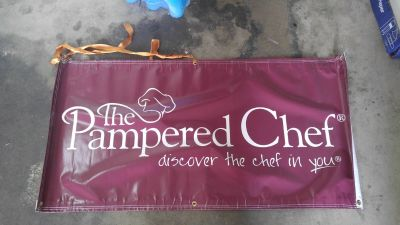 Are you a pampered chef representative?