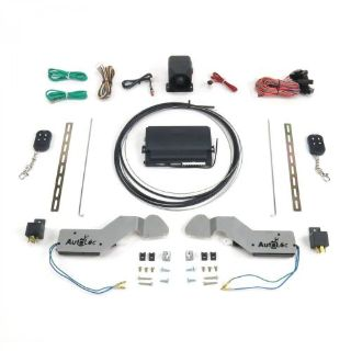 Purchase Bolt On Shave Door Kit for S-10 (1 PAIR) with Alarm and Remotes nascar 1932 motorcycle in Portland, Oregon, United States, for US $299.00
