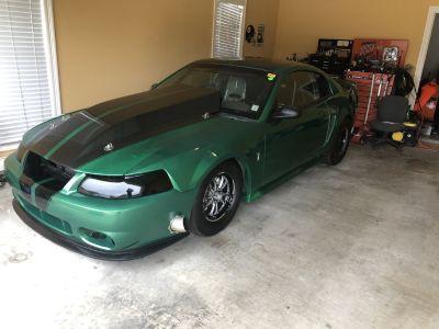 Mustang Complete Race Car