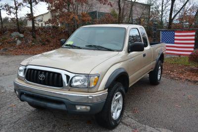 2001 Toyota Tacoma V6 (Mystic Gold Metallic)