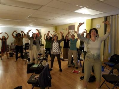 Join our Level III Weekly Class | The Institute of Qigong and Integrative Medicine