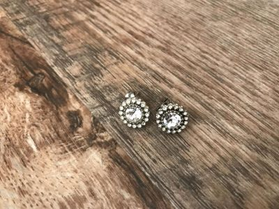 Super cute sparkly earrings