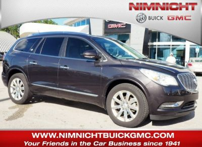 2017 Buick Enclave Leather (Iridium Metallic)