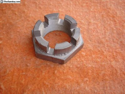 Bus Large Rear Axle Nut