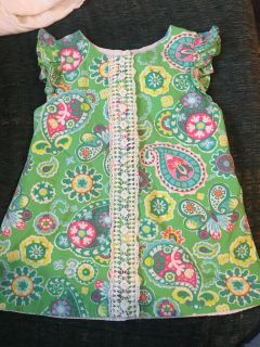Lilly toddler dress