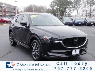 2018 Mazda CX-5 Grand Touring (Jet Black)