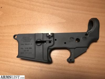 For Sale: WTS Pre-ban Eagle Arms Lower