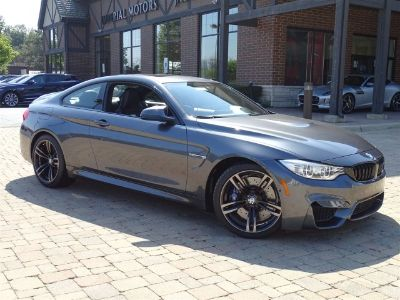 2016 BMW M4 Base (Mineral Gray Metallic)