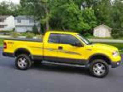 Used 2004 FORD F150 SUPERCAB For Sale