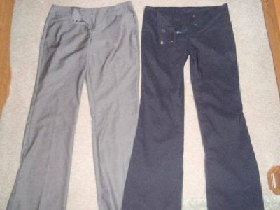 $45 4 Pairs of Womens Size 12 Dress Pants for Sale!!Brand Name!! Like New!