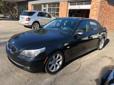 2010 BMW 5-Series 535i (Black Sapphire Metallic)