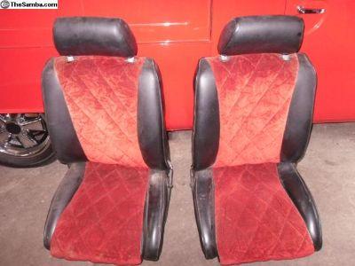 Sports Bug Seats