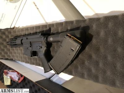 For Sale: Diamond Back AR15 Pistol